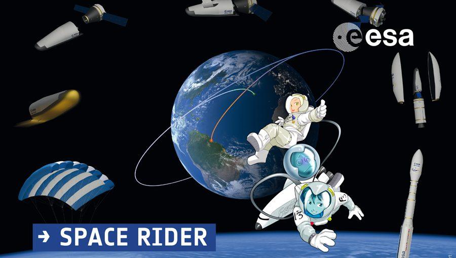 Fr3nz-Shuttle-Esa-esperimenti nello spazio